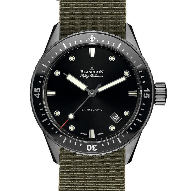Bathyscaphe 5000-12C30-NAKA