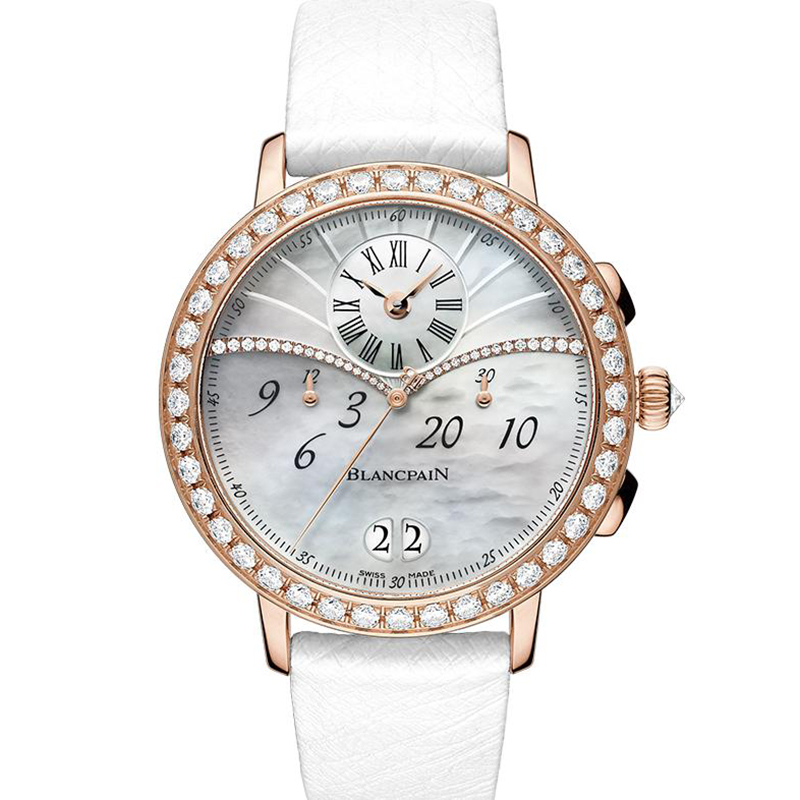 Chronographe Flyback Grande Date 3626-2954-58A
