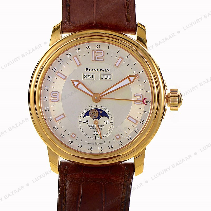 Leman Moon Phase 2863-3642-53B
