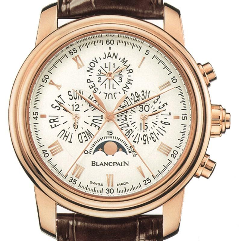 Le Brassus Perpetual Calendar Split Seconds Chronograph 4286P-3642A-55B
