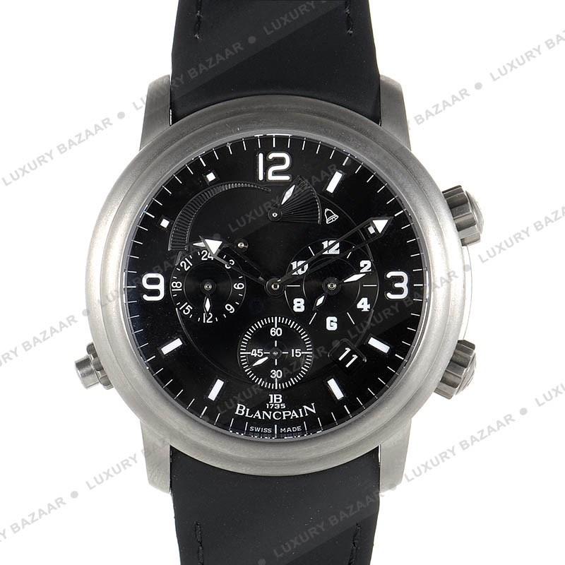 Leman GMT Alarm 2041-1230-63B