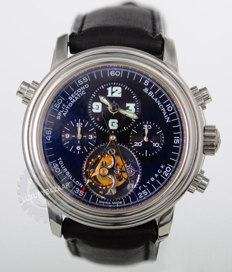 Leman Tourbillon Chronograph 2189F-3430-63B