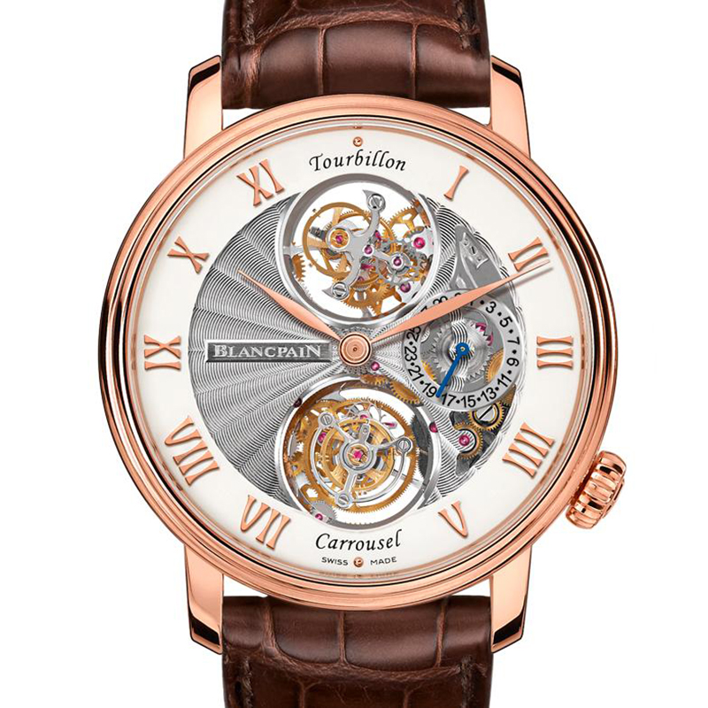 Tourbillon Carrousel 2322-3631-55B