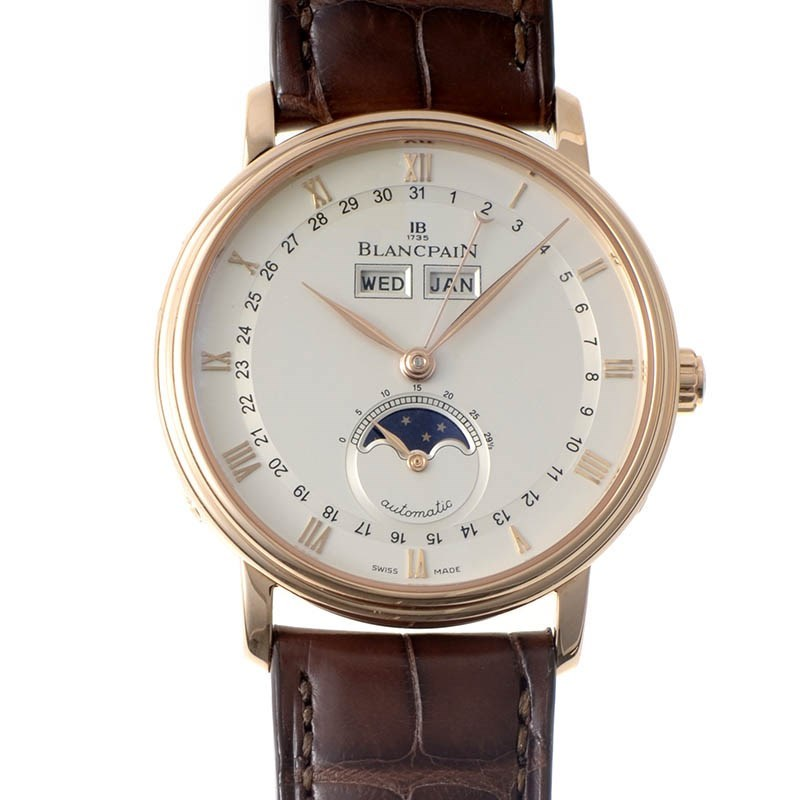 Villeret Moon Phase Automatic 6263-3642-55