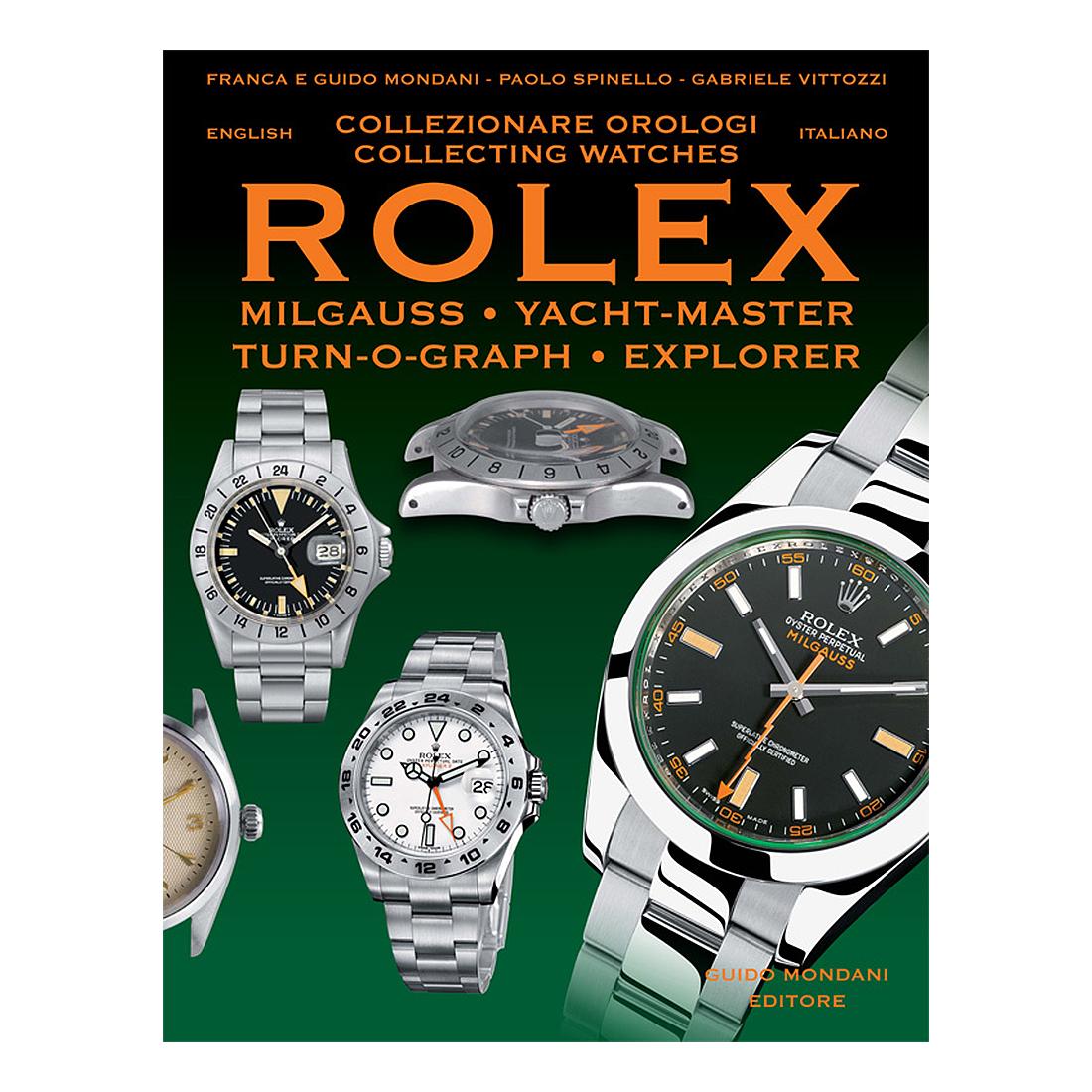 Rolex Milgauss, Explorer