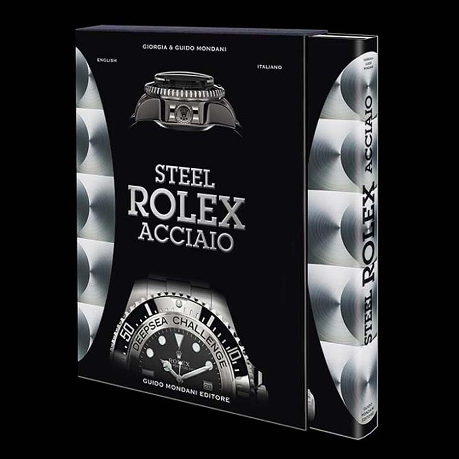 Steel Rolex (Accaio)