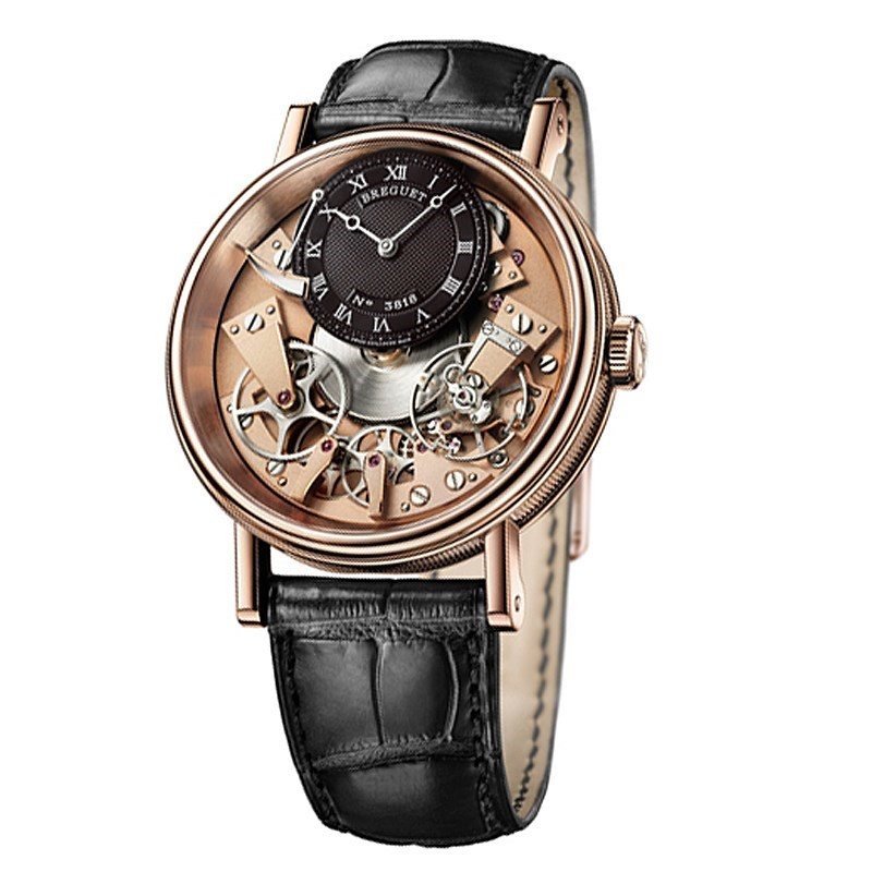 Breguet Tradition 7057 Breguet Tradition 7057br/r9/
