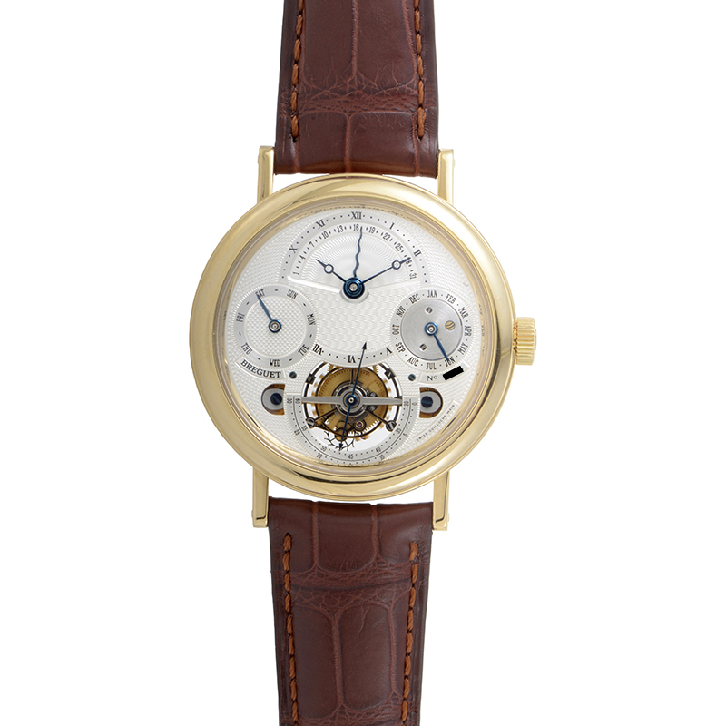 Grande Complication Tourbillon Retrograde 3757BA/1E/9V6