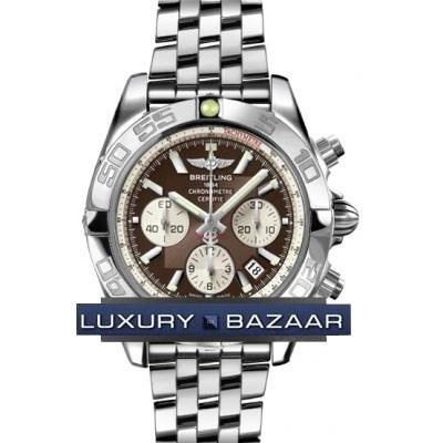 Chronomat B01 ab011012/q575-ss