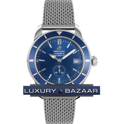 Superocean Heritage 38mm a3732016/c735-ss