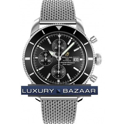 Superocean Heritage chronograph a1332024/b908-ss