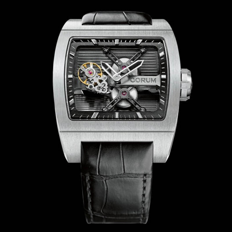 Corum Ti-Bridge Tourbillon replica watch