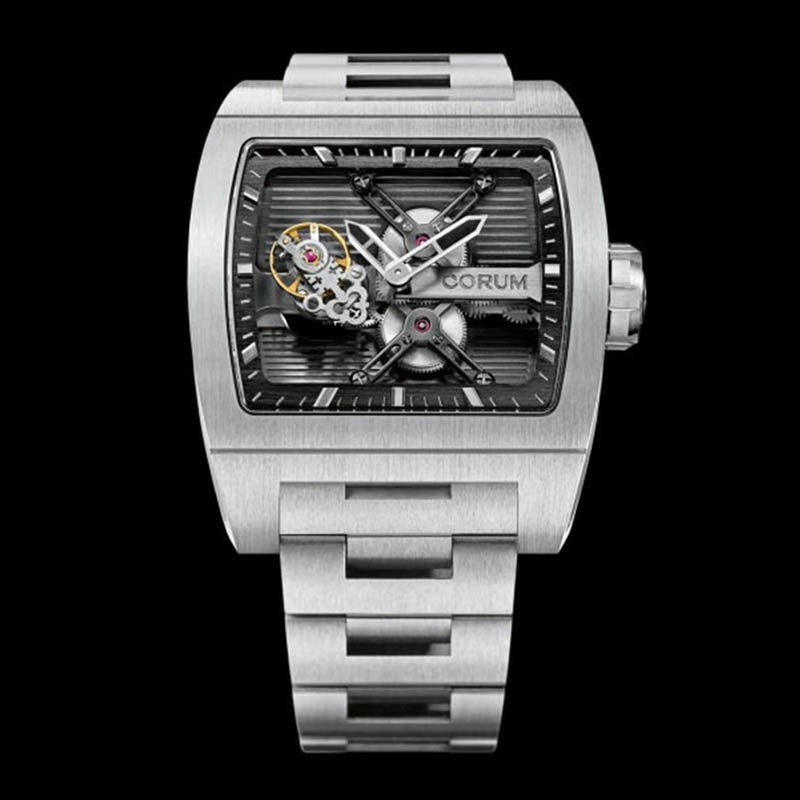 Bridges Ti-Bridge Tourbillon 022.710.04/V250 0000