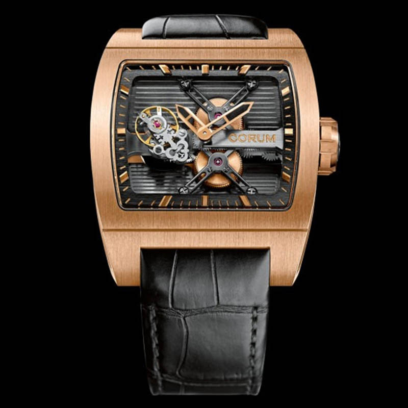 Bridges Ti-Bridge Tourbillon 022.710.55/0F01 0000