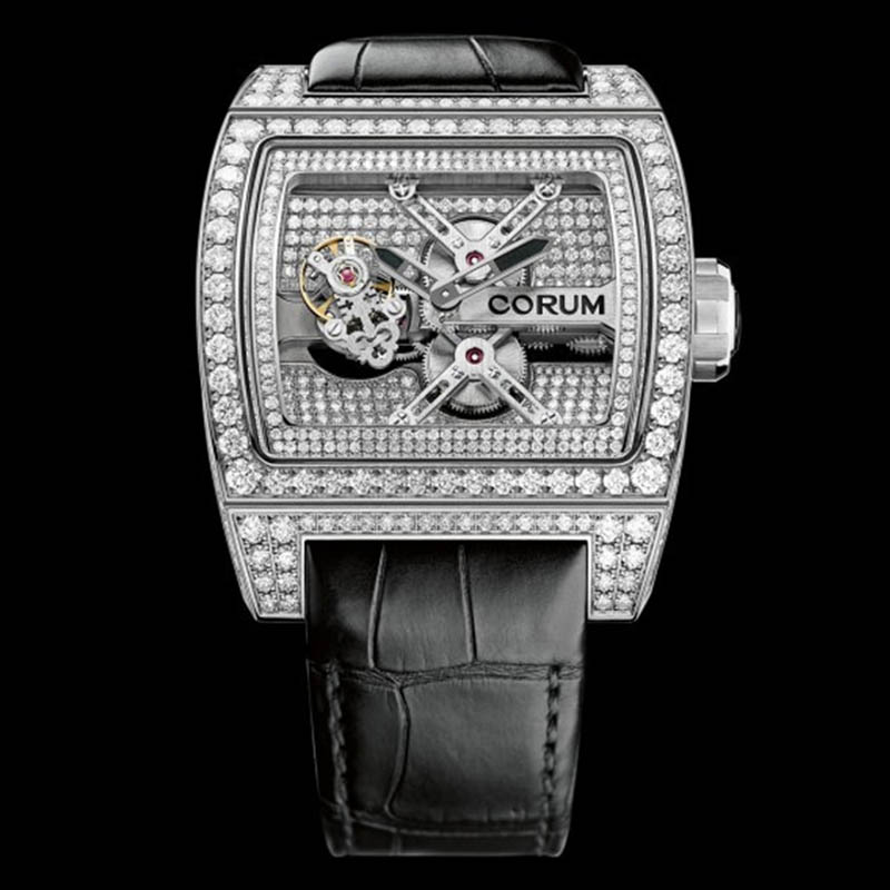 Bridges Ti-Bridge Tourbillon 022.715.69/0F01 0000