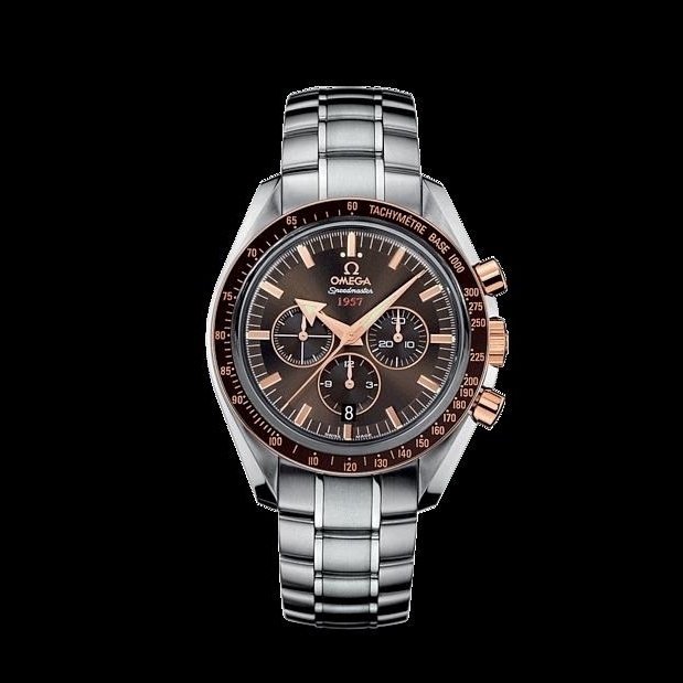 Broad Arrow Co-Axial Chronograph 321.90.42.50.13.002