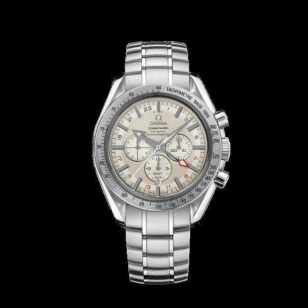 Broad Arrow Co-Axial GMT Chronograph 3581.30.00