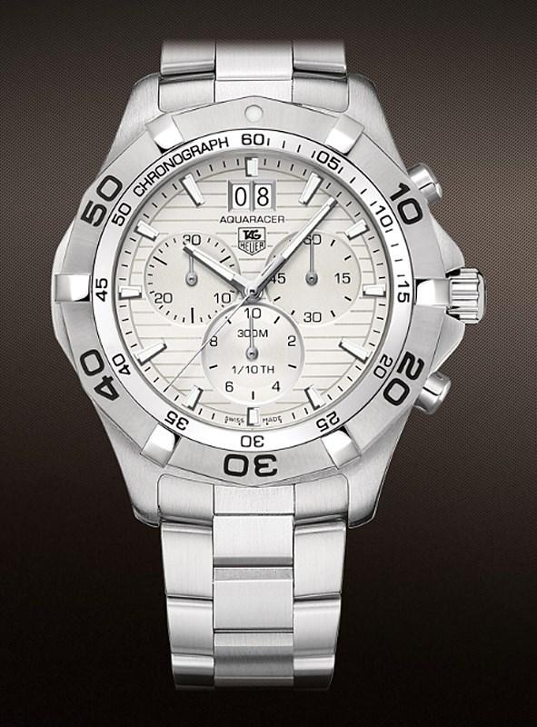 Aquaracer Quartz Chronograph CAF101F.BA0821