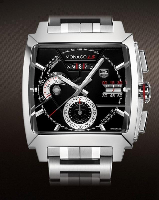 Monaco LS Automatic Chronograph CAL2110.BA0781