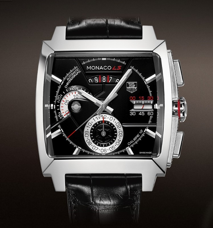 Monaco LS Automatic Chronograph CAL2110.FC6257