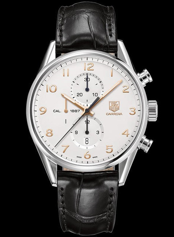 Carrera Caliber 1887 Automatic Chronograph CAR2012.FC6235