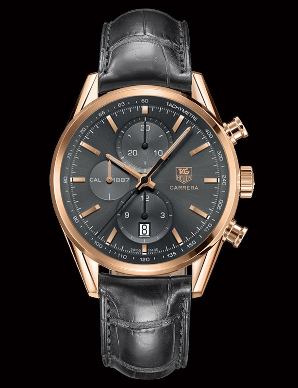 Carrera Caliber 1887 Automatic Chronograph CAR2141.FC8182