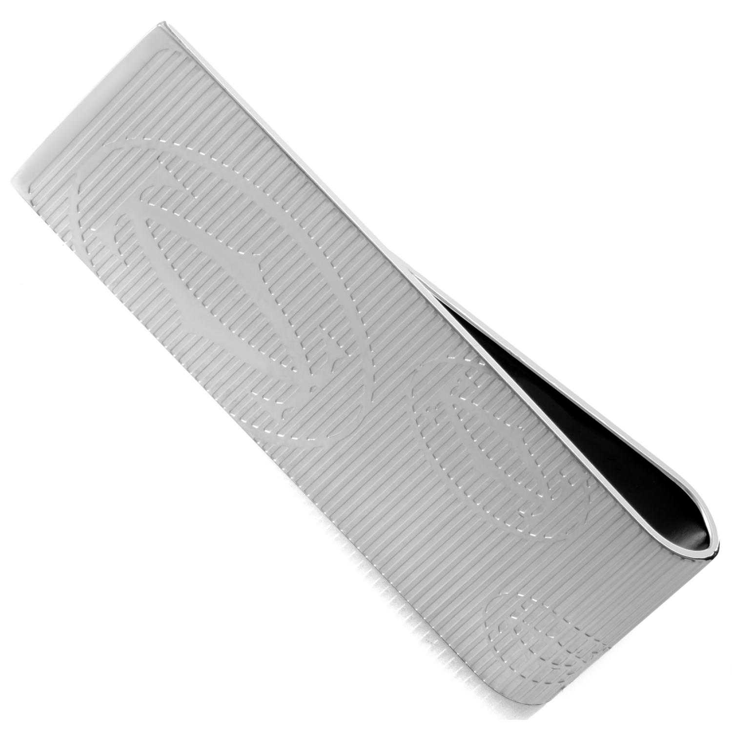 Stainless Steel Money Clip T1220342