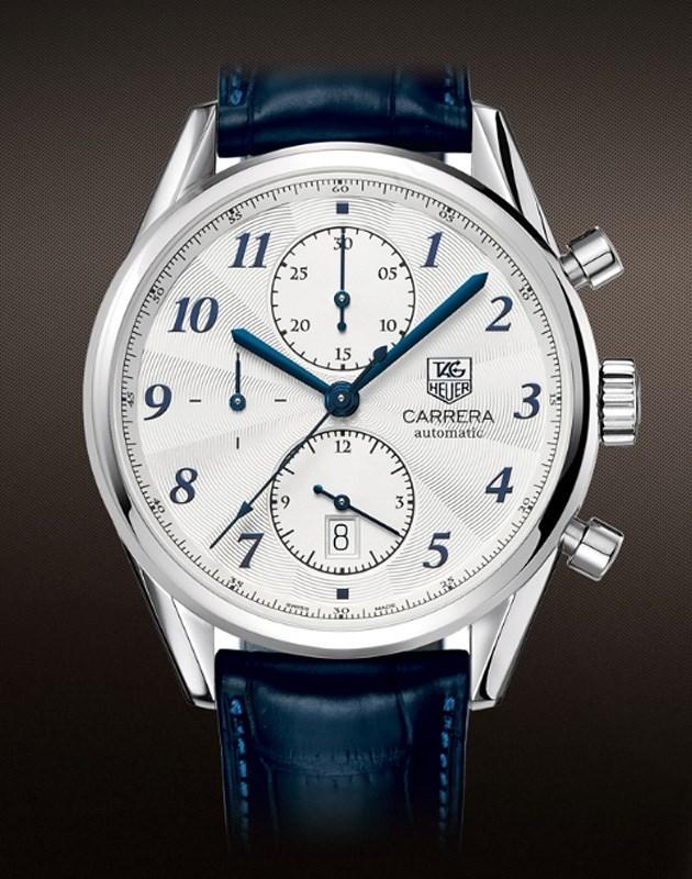 Carrera Caliber 16 Heritage Automatic Chronograph CAS2111.FC6292