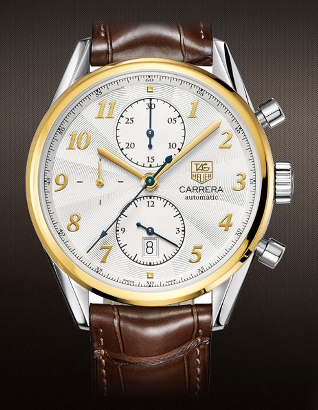 Carrera Caliber 16 Heritage Automatic Chronograph CAS2150.FC6291