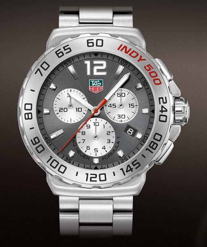 Formula 1 Indy 500 Chronograph CAU1113.BA0858
