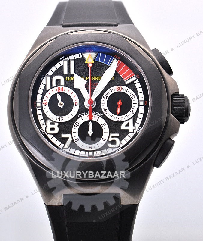 Girard Perregaux BMW Oracle Racing Laureato 80175-28-651-FK6A