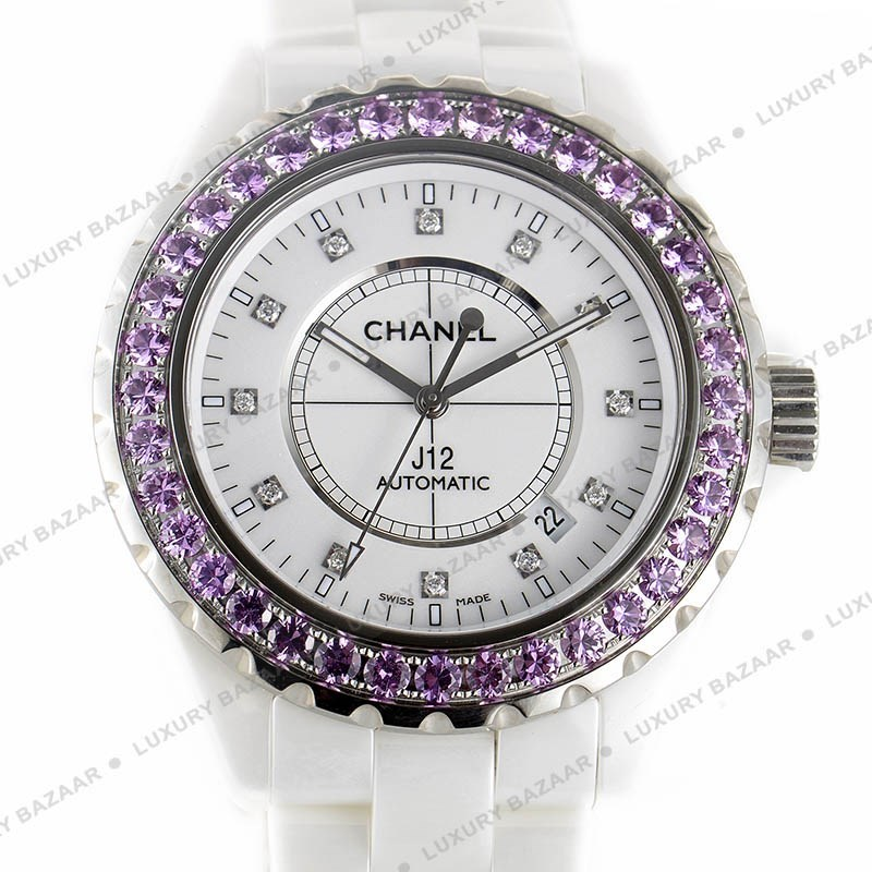 J12 White Automatic 42mm H2011