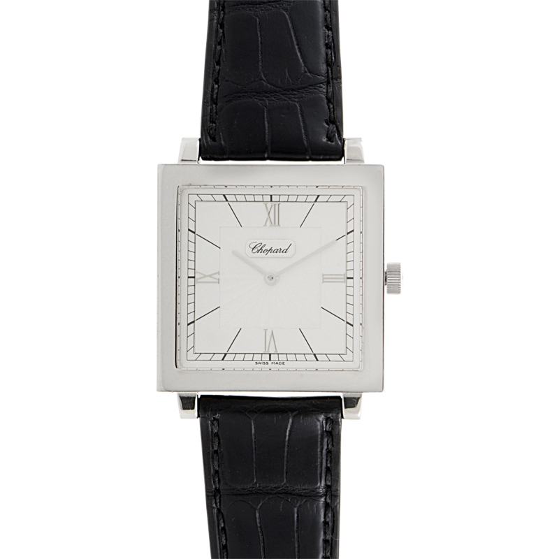 Gents Classic Square Watch 163516-1002