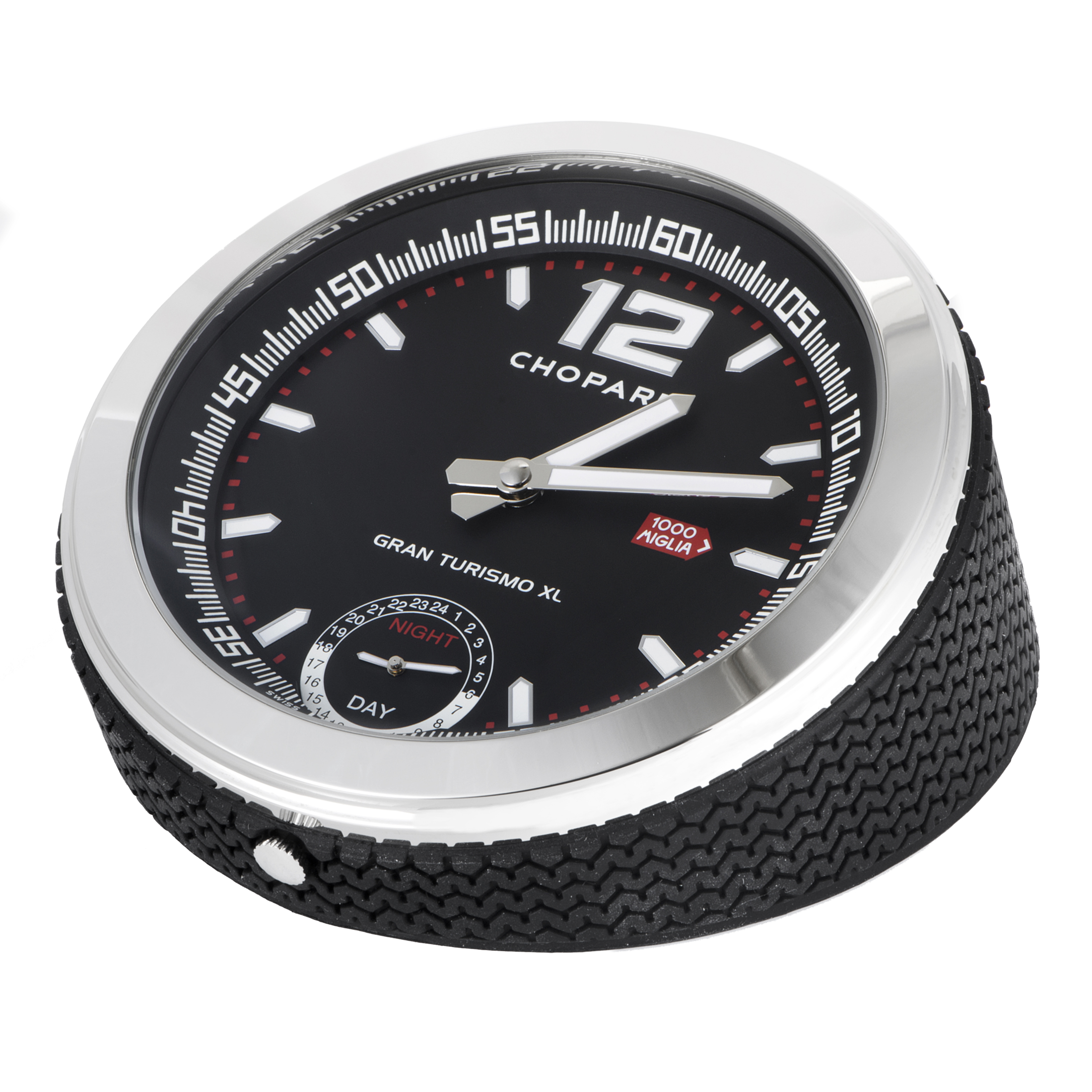 Mille Miglia GMT Table Clock 95020-0077