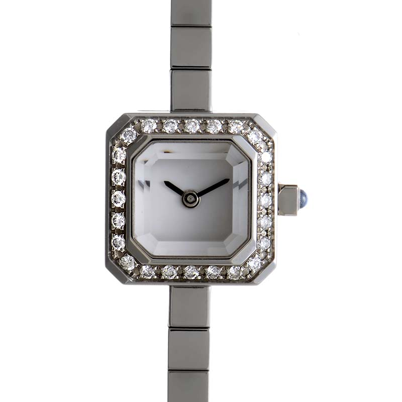 Sugar Cube Diamond Watch 137.431.47
