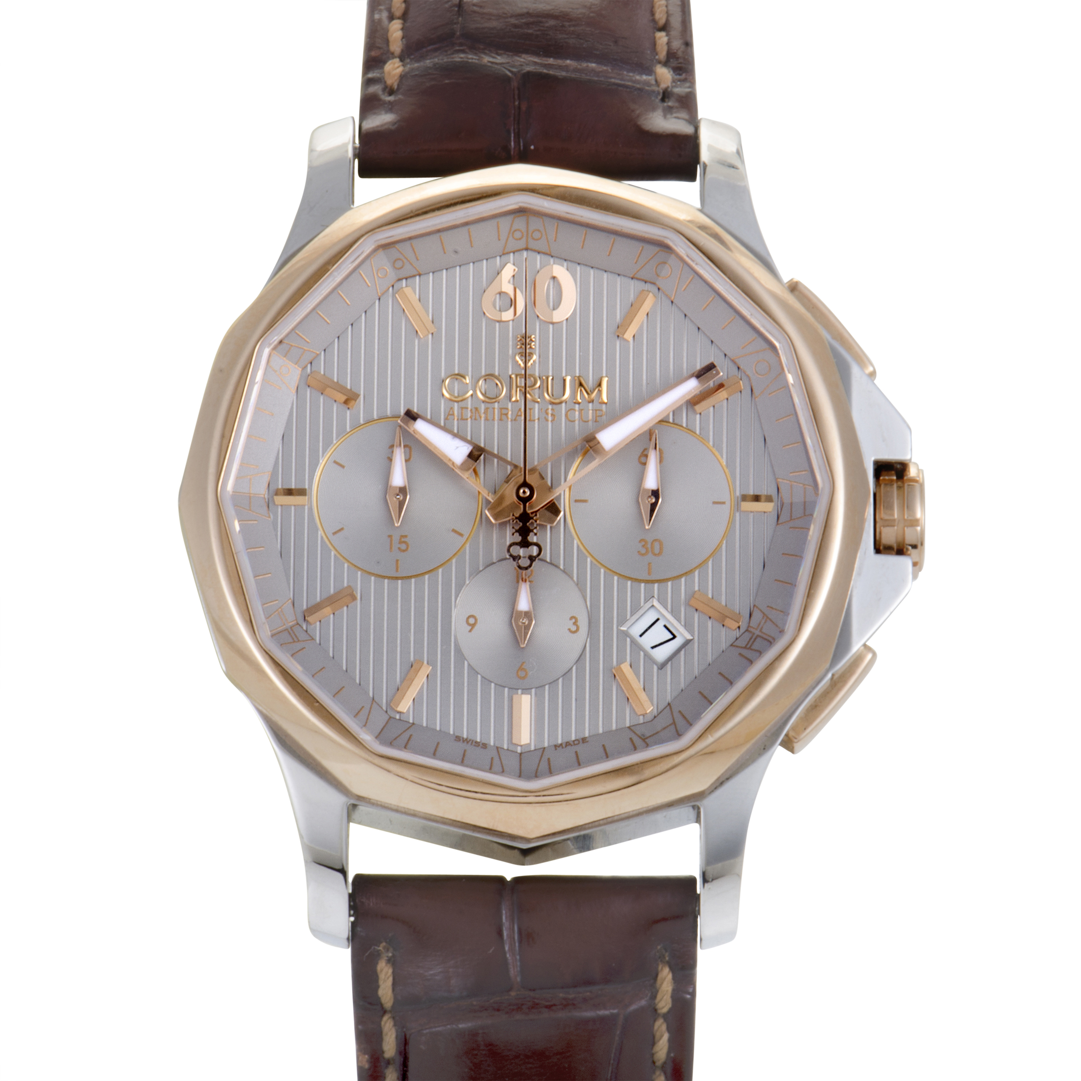 Admiral's Cup Legend 42 Chronograph 984.101.24/0F02 FH11