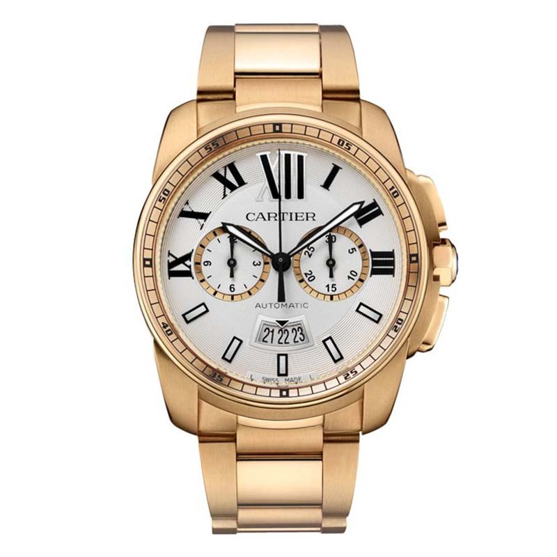 Calibre De Cartier Chronograph Watch W7100047