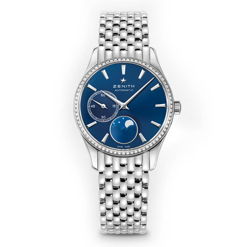 Captain Ultra Thin Lady Moonphase 16.2310.692/51.M2310