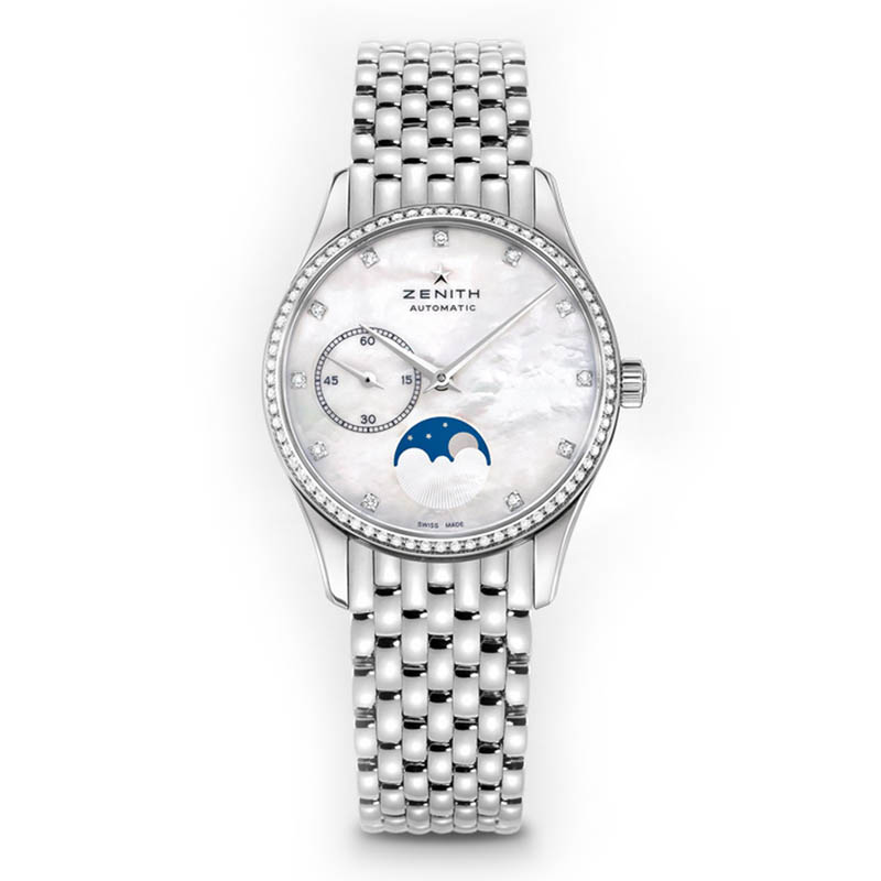 Captain Ultra Thin Lady Moonphase 16.2310.692/81.M2310