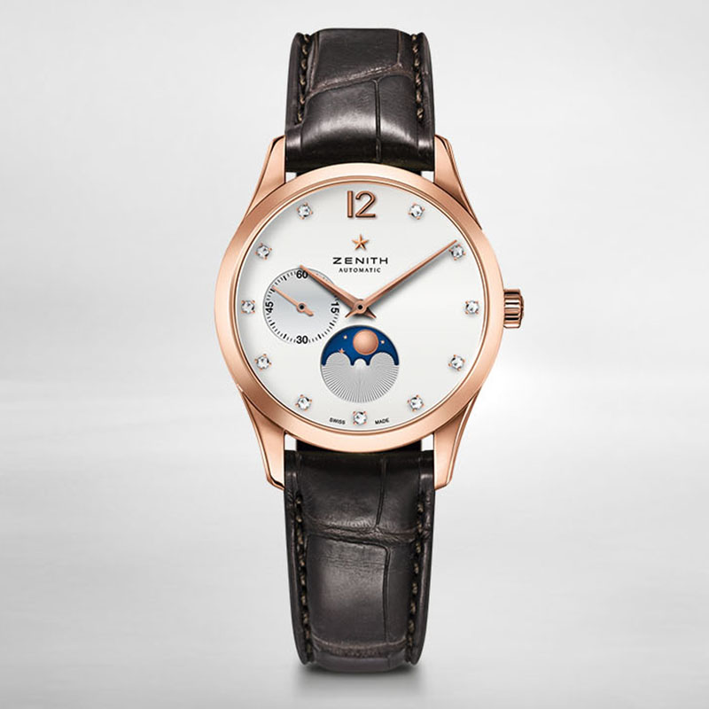 Captain Ultra Thin Lady Moonphase 18.2311.692/03.C498