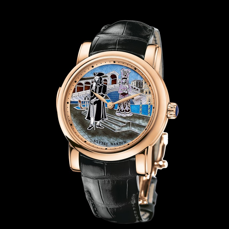 Carnival of Venice Minute Repeater 42mm 716-63/VEN