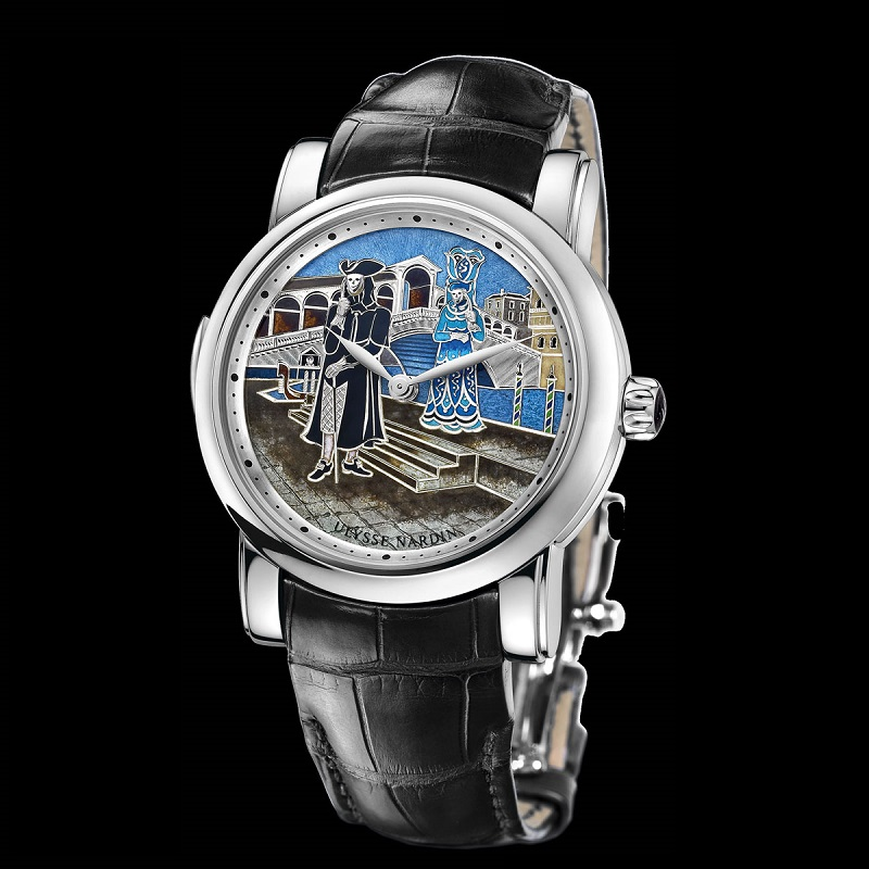 Carnival of Venice Minute Repeater 42mm 719-63/VEN
