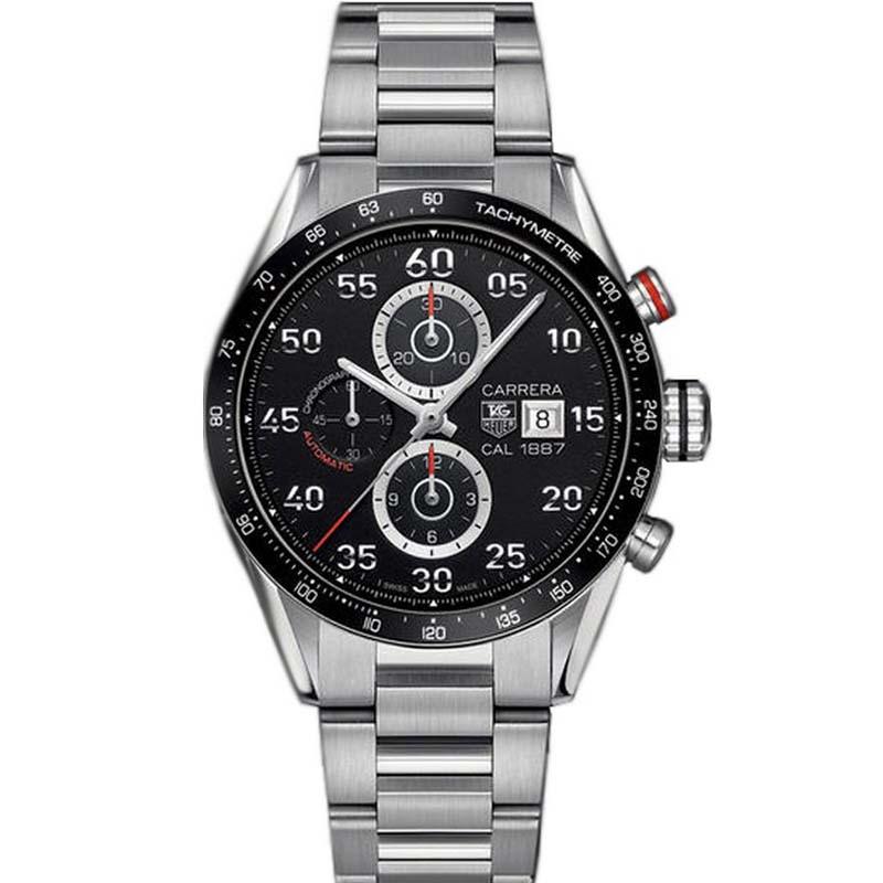 Carrera Automatic Tachymeter Chronograph Watch CAR2A10.BA0799