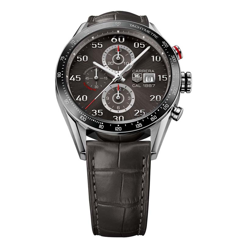 Carrera Automatic Tachymeter Chronograph Watch CAR2A11.FC6313