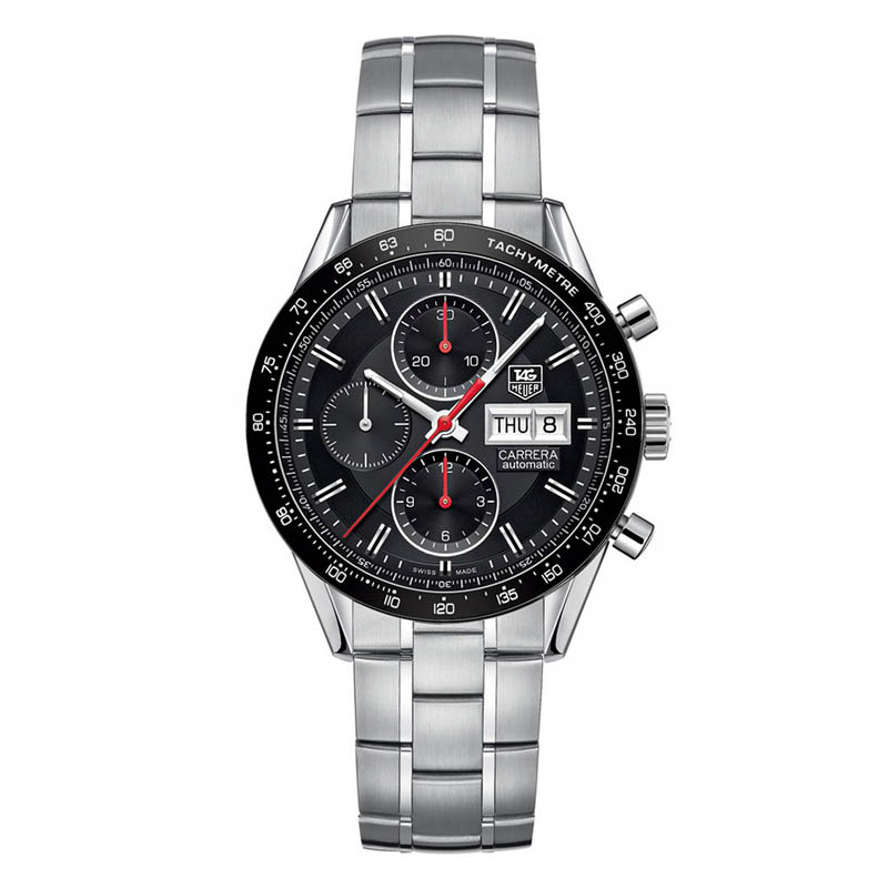 Carrera Calibre 16 Day-Date Automatic Chronograph 41 mm CV201AH.BA0725