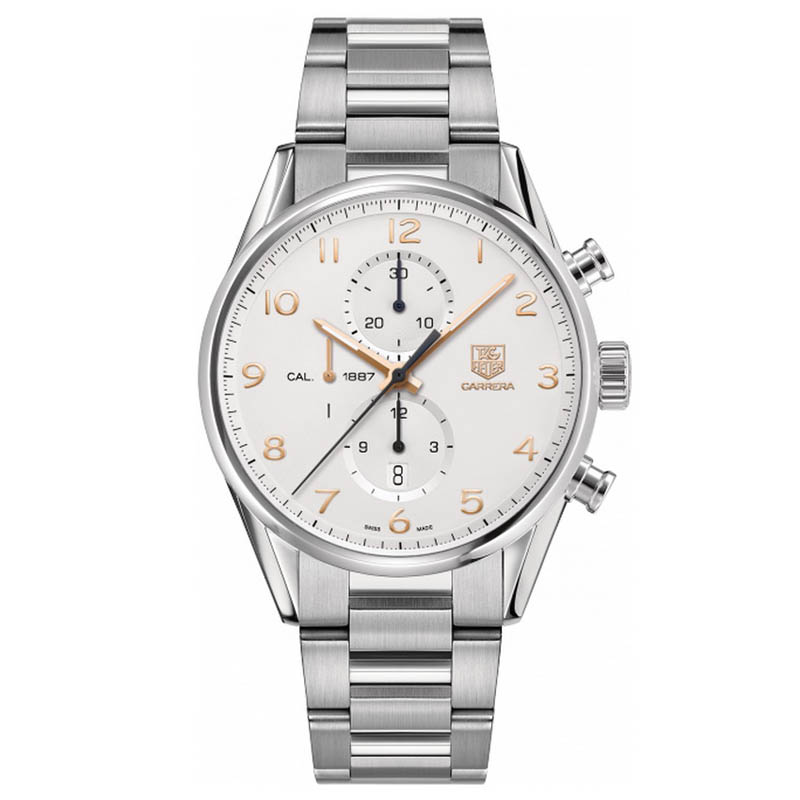 Carrera Calibre 1887 Automatic Chronograph 43 mm CAR2012.BA0799