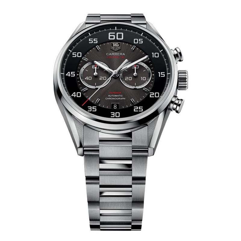 Carrera Calibre 36 Automatic Chronograph Watch CAR2B10.BA0799
