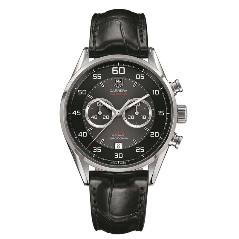 Carrera Calibre 36 Automatic Chronograph Watch CAR2B10.FC6235