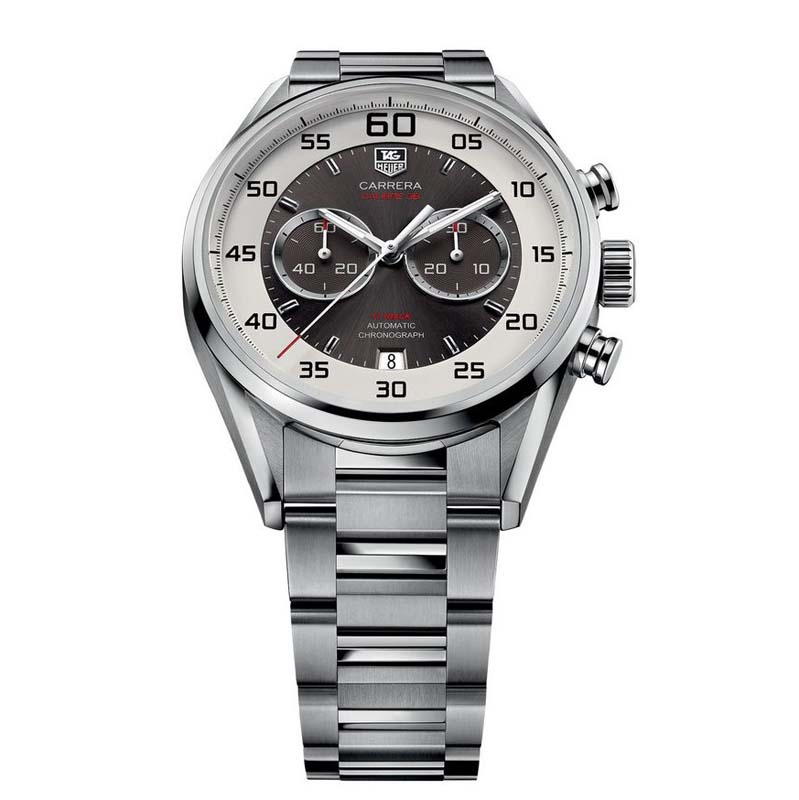 Carrera Calibre 36 Automatic Chronograph Watch CAR2B11.BA0799