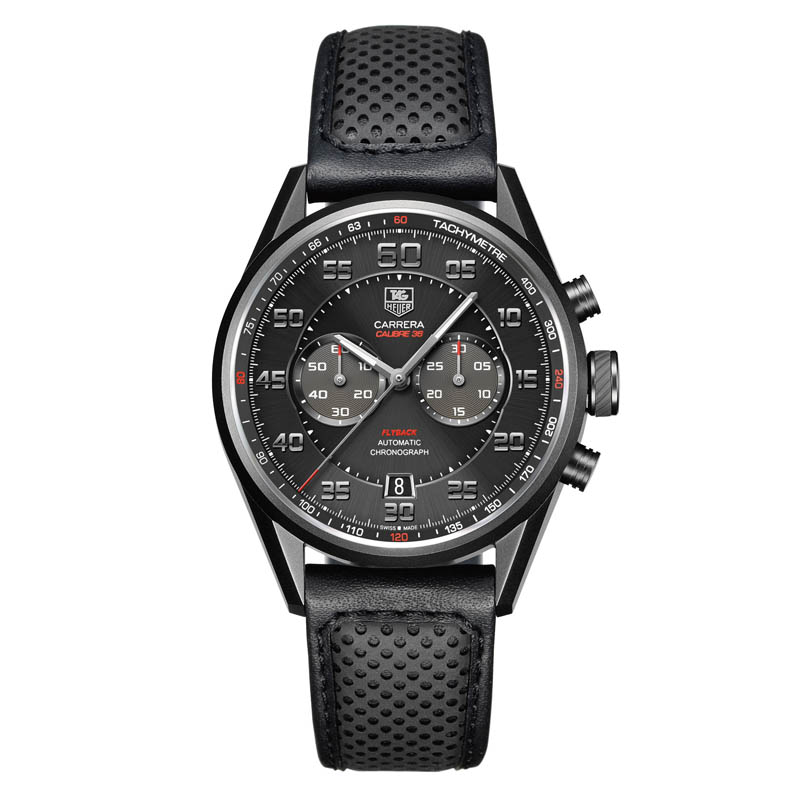 Carrera Calibre 36 Automatic Flyback Chronograph 43 mm CAR2B80.FC6325